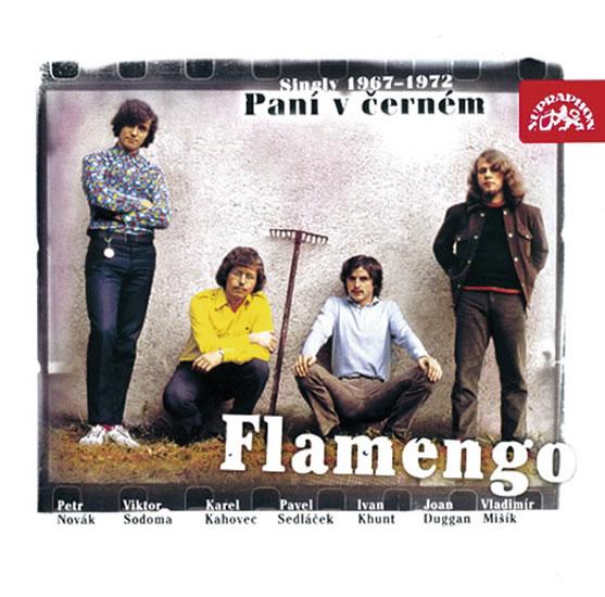Paní v černém - Singly 1967 - 1972 CD - Flamengo