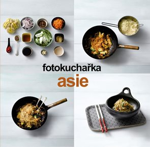 Fotokuchařka Asie