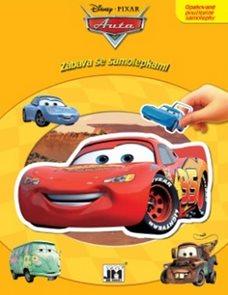Auta - Zábava se samolepkami