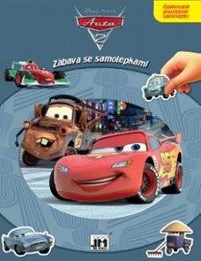 Auta 2 - Zábava se samolepkami
