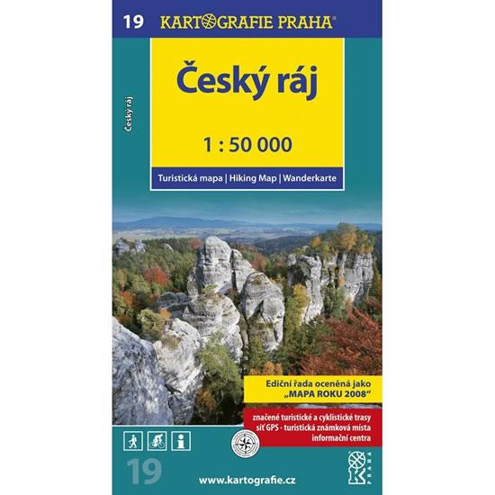 1: 50T (19)-Český ráj (turistická mapa) - neuveden