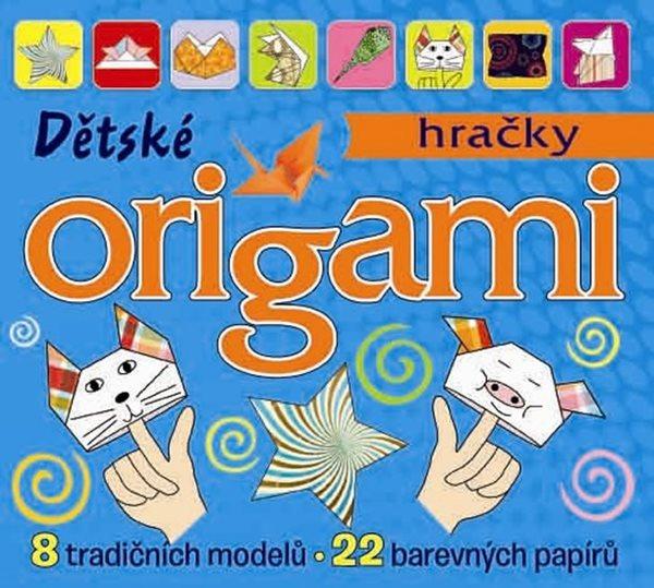 Hračky Dětské origami - neuveden