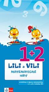 Lili a Vili 1 - Matematické hry pro 1. a 2. ročník ZŠ