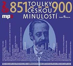 Toulky českou minulostí 851-900 - 2CD/mp3