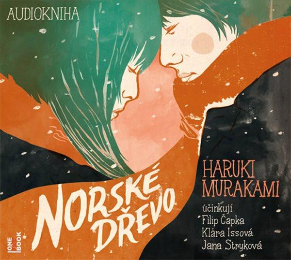 CD Norské dřevo - Murakami Haruki, Sleva 13%