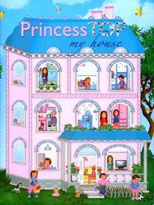 Princess TOP My house (modrá)