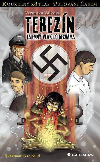 Terezínské ghetto - Válková Veronika - 13x20 cm