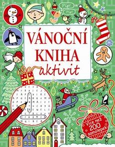 Vánoční kniha aktivit - více než 200 samolepek