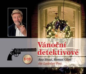 Vánoční detektivové - 3CD