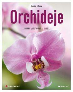 Orchideje - Druhy, pěstování, péče