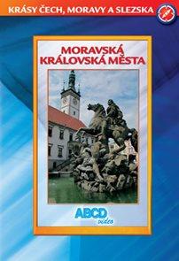 DVD Moravská Královská města - Krásy ČR