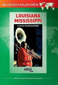 Louisiana a Mississippi DVD - Na cestách kolem světa