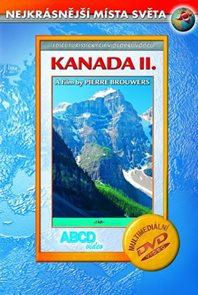 Kanada II. DVD - Nejkrásnější místa světa