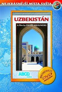 Uzbekistán DVD - Nejkrásnější místa světa