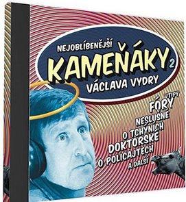 Kameňáky Vaclava Vydry 2. - 1 CD
