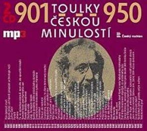 Toulky českou minulostí 901-950 - 2CD/mp3