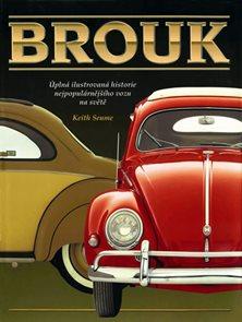 Brouk - Úplná ilustrovaná historie nejpopulárnějšího vozu na světě