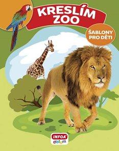 Kreslím Zoo - šablony pro děti