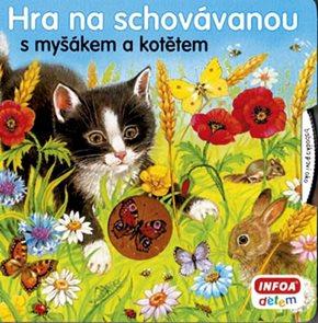 Hra na schovávanou s myšákem a kotětem