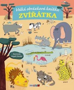 Zvířátka - Velká obrázková knížka