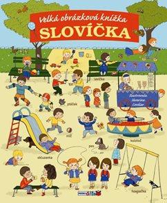 Slovíčka - Velká obrázková knížka