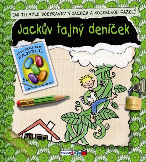 Jackův tajný deníček - Jak to bylo doopravdy s Jackem a kouzelnou fazolí - neuveden