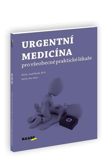 Urgentní medicína pro všeobecné praktické lékaře - Štorek Josef, Herle Petr - 15x21 cm