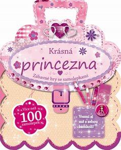 Krásná princezna - Zábavné hry se samolepkami