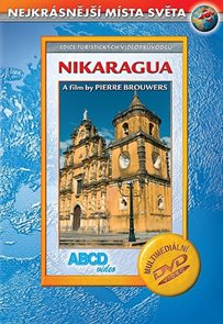 DVD Nikaragua - Nejkrásnější místa světa