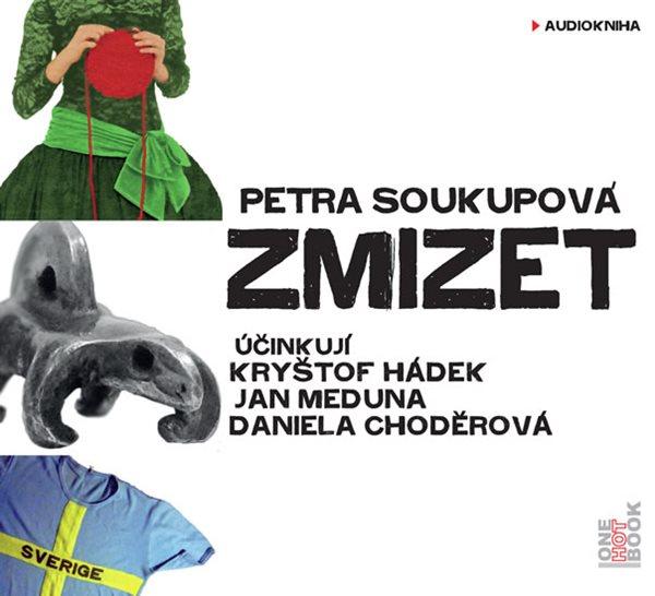 CD Zmizet - Soukupová Petra