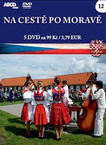 Na cestě po Moravě - 5 DVD