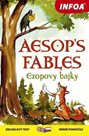 Ezopovy bajky / Aesop´s Fables - Zrcadlová četba