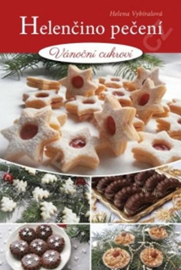 Helenčino pečení - Vánoční cukroví - Vybíralová Helena