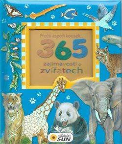 365 zajímavostí o zvířatech - přečti kousek