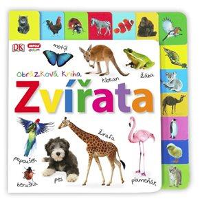Zvířata - Obrázková kniha