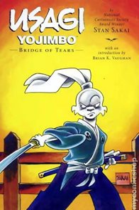 Usagi Yojimbo - Most slz