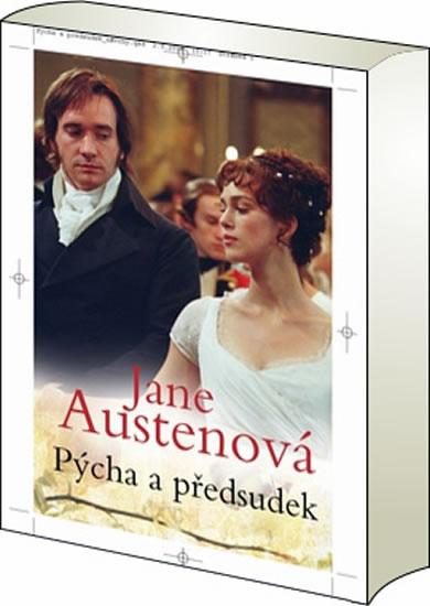 Pýcha a předsudek - Austenová Jane - 13x20 cm