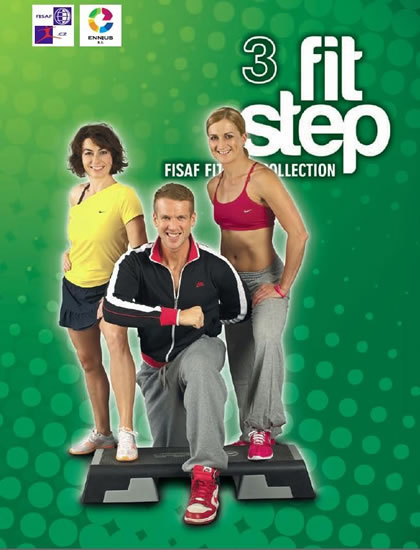 Fit step - DVD - neuveden
