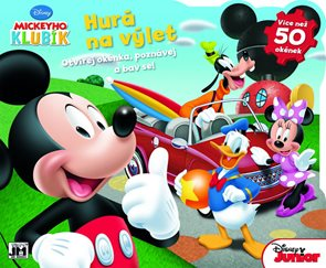 Mickeyho klubík - Otvírej okénka