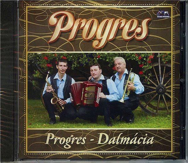 Progres - Dalmácia - CD - neuveden