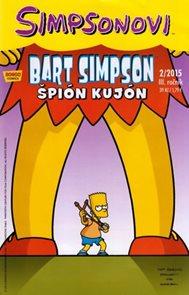Simpsonovi - Bart Simpson 02/15 - Špión kujón