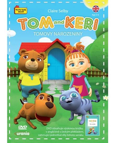 Tom a Keri - Tomovy narozeniny - DVD - neuveden