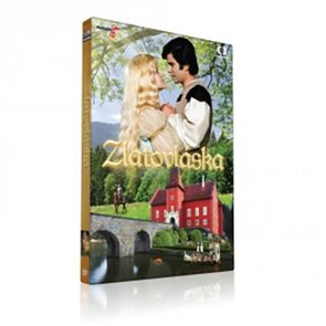 Zlatovláska - DVD