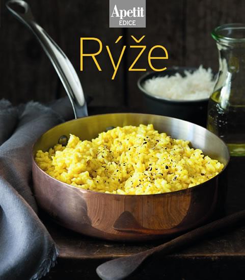 Rýže (Edice Apetit) - neuveden - 22x25 cm