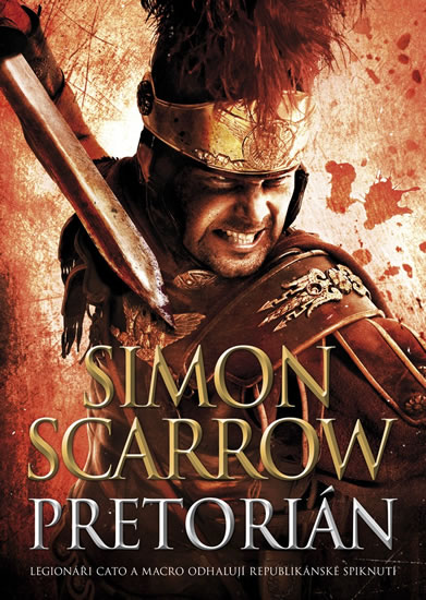 Pretorián - Scarrow Simon - 16x21 cm, Sleva 13%