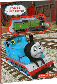Tomáš mašinka s hračkou
