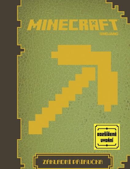 Minecraft - Základní příručka - rozšířené vydání - Mojang - 15x21 cm
