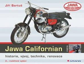 Jawa Californian - historie, vývoj, technika