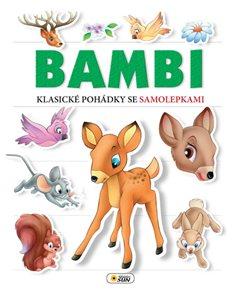 Bambi - Klasické pohádky se samolepkami