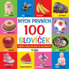 Mých prvních 100 slovíček A-Č slovnik